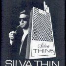 April 10, 1970   Silva Thins Cigarettes     ad  (#2419)