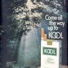 Nov. 13, 1970  Kool Cigarettes   ad  (#1771)