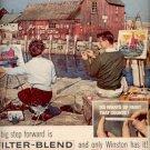 1960  Winston Cigarettes   ad (#5426)