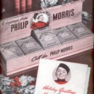 Dec. 1945  Philip Morris Cigarettes  ad (# 5139)