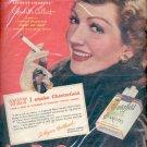 1948 Chesterfield Cigarettes   ad (# 4467)