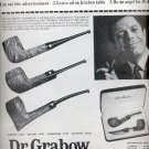 1967 Dr. Grabow pipes  ad (#4216)
