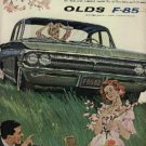 1962  Olds   F-85 ad ( # 509)