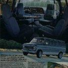 1981  Ford Club Wagon ad ( # 1254)