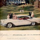 1957  Oldsmobile Starfire 98 ad (#  2794)