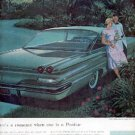 Nov. 1959 ad of Pontiac  Ventura Sports Coupe( # 2659)
