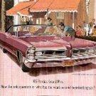 1965  Pontiac  Grand Prix ad (# 3236)