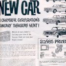 1962 Chrysler Corporation ad ( # 2270)