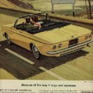 1964  Corvair Monza ad ( # 753)