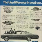 1970 ad  of 1971 Plymouth  Duster (# 1249)