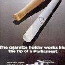 1971  Parliament Cigarette ad ( # 1515)