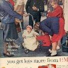 1962  L & M cig  ad (# 1461)