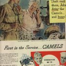 1944 Camel      cig.  ad (# 1355)