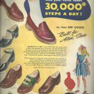 Sept. 13, 1948    Red Goose Action Shoes for boys and Girls         ad  (# 5748)