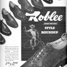 Sept. 15, 1947   Roblee Shoes for Men- Brown Shoe Company       ad  (#6329)