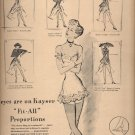 April 7, 1947       Kayser nylons       ad  (#6421)