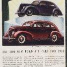 1938 Ford car ad (# 238)