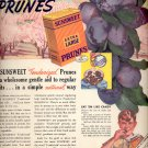 Oct. 25, 1937    Sunsweet Tenderized  Prunes    ad  (#6499)