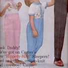 1964  Carter's Hippety-Hop Sleepers   ad (#5666)