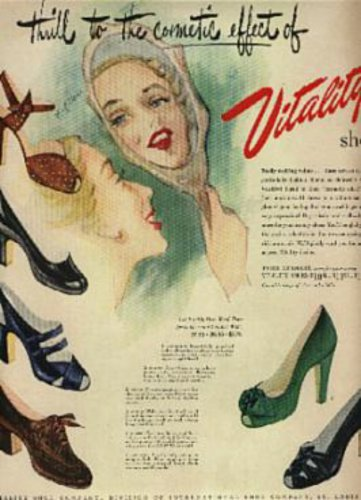 1949  Vitality shoes  ad (#1079)