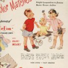 1950 Buster Brown ad (#219)