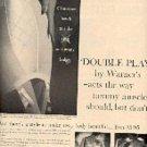 1960  Warner's ad (# 1718)