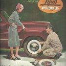 June 1947  Lyon Whitewalls Tires    ad  (#175)