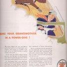 July 24, 1944 Texaco Sky Chief gasoline   ad  (#3497)