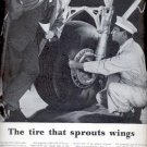 1945 B.F. Goodrich Tires  ad (# 4415)