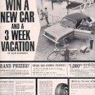 1962 Kelly Springfield Tires ad (#  2388)