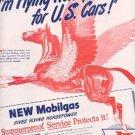 1946  Mobilgas ad ( # 2170)