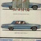 1962 ad  of 1963 Dodge     (#  531)