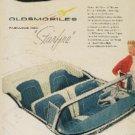 1954 Oldsmobile Starfire ad (# 326)