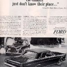 1965 Ford Galaxie  500 LTD ad (#  3244)
