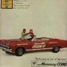 1966  Mercury Comet ad (# 707)