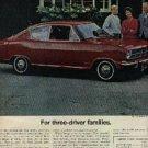 1966  Buick Opel Kadett ad (# 706)