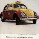 1964 Volkswagen  ad  (#  389)
