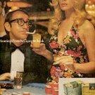 1972 Benson & Hedges    100's  cig.  ad (#  1540)