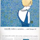 October 1, 1963 Marcelle Cosmetics     ad (# 195)