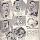 Oct. 25, 1937       GEM razor and blades     ad  (#6510)