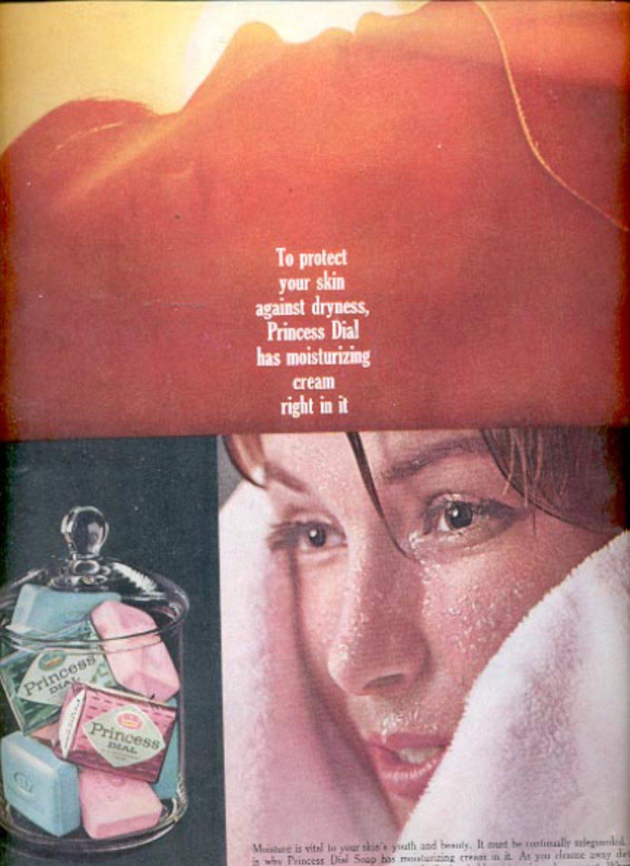 1963   Princess Dial Soap   ad (#5523)