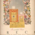 1958 Breck Creme Rinse with Shampoo   ad (#4105)