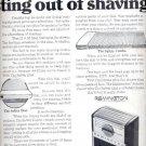 1967 -Remington Electric Shaver  ad (#4235)