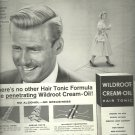 1959  Wildroot Cream-Oil Hair Tonic ad (# 3263)