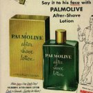 1952 Palmolive   After Shave ad (#1071)