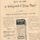 1944  Fletcher's Castoria ad (# 3074)