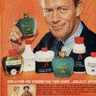 1960 Avon cosmetics      ad ( # 455)