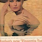1964 Revlon's Fingertip Tans ad (#  2547)
