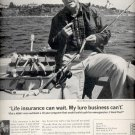 Jan. 18, 1964 Mutual of New York  Insurance Company - MONY   ad (# 610)