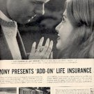 1960 Mutual of New York ad (#2527)